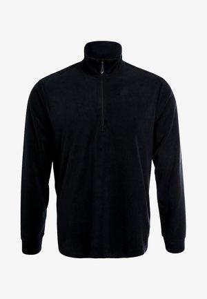 MAN - Fleece jumper - nero