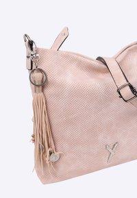 SURI FREY - ROMY BASIC - Across body bag - mottled light pink - 6