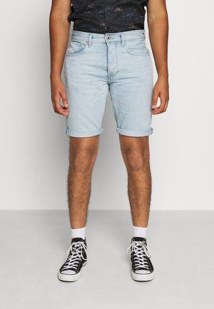 CALLEN SHORT - Denim shorts - blue denim