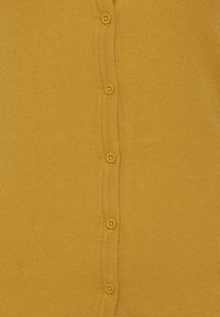ICHI - MAFA O CA NOOS - Cardigan - mineral yellow - 5