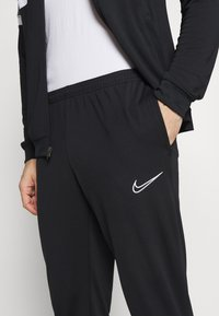 Nike Performance - SUIT - Tuta - black/white - 8