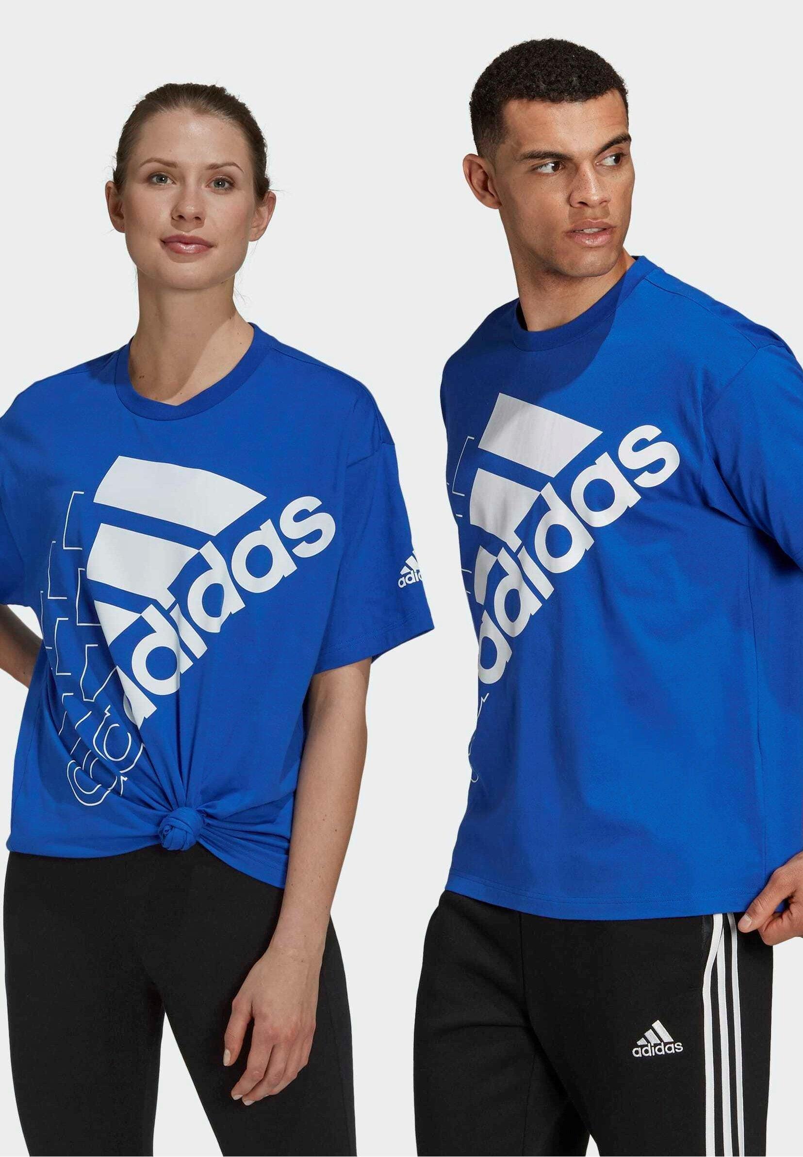 Damen U Q3 BLUV BL T - T-Shirt print