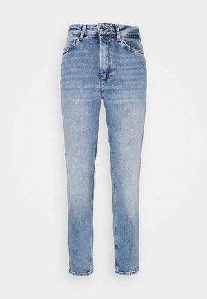 ONLVENEDA LIFE MOM - Jeans straight leg - light blue denim