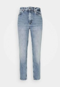 ONLY Petite - ONLVENEDA LIFE MOM - Džíny Straight Fit - light blue denim - 4