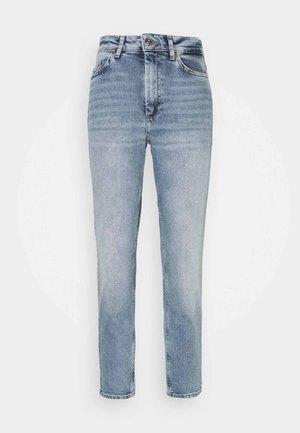 ONLVENEDA LIFE MOM - Straight leg jeans - light blue denim