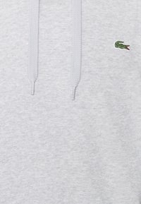 Lacoste - Hoodie - argent chine/elephant - 6