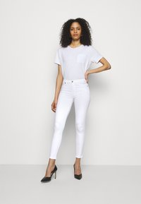 7 for all mankind - Jeans Skinny Fit - white - 1
