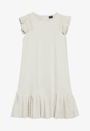 MONTANA DRESS - Koktejlové šaty/ šaty na párty - cloud cream