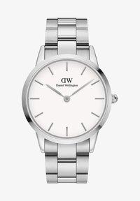 Daniel Wellington - ICONIC LINK 40MM - Horloge - silver - 1