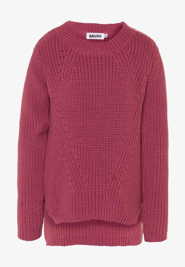 Pullover - raspberry jam