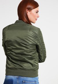 Alpha Industries - Bomber Jacket - sage green - 2
