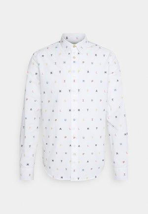 GENT - Camicia - white