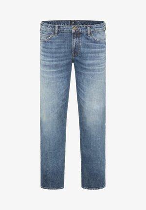 RIDER - Slim fit jeans - mottled light blue