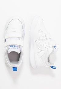 adidas Performance - TENSAUR UNISEX - Chaussures d'entraînement et de fitness - footwear white/blue - 0