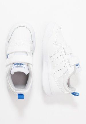 TENSAUR UNISEX - Sportschoenen - footwear white/blue