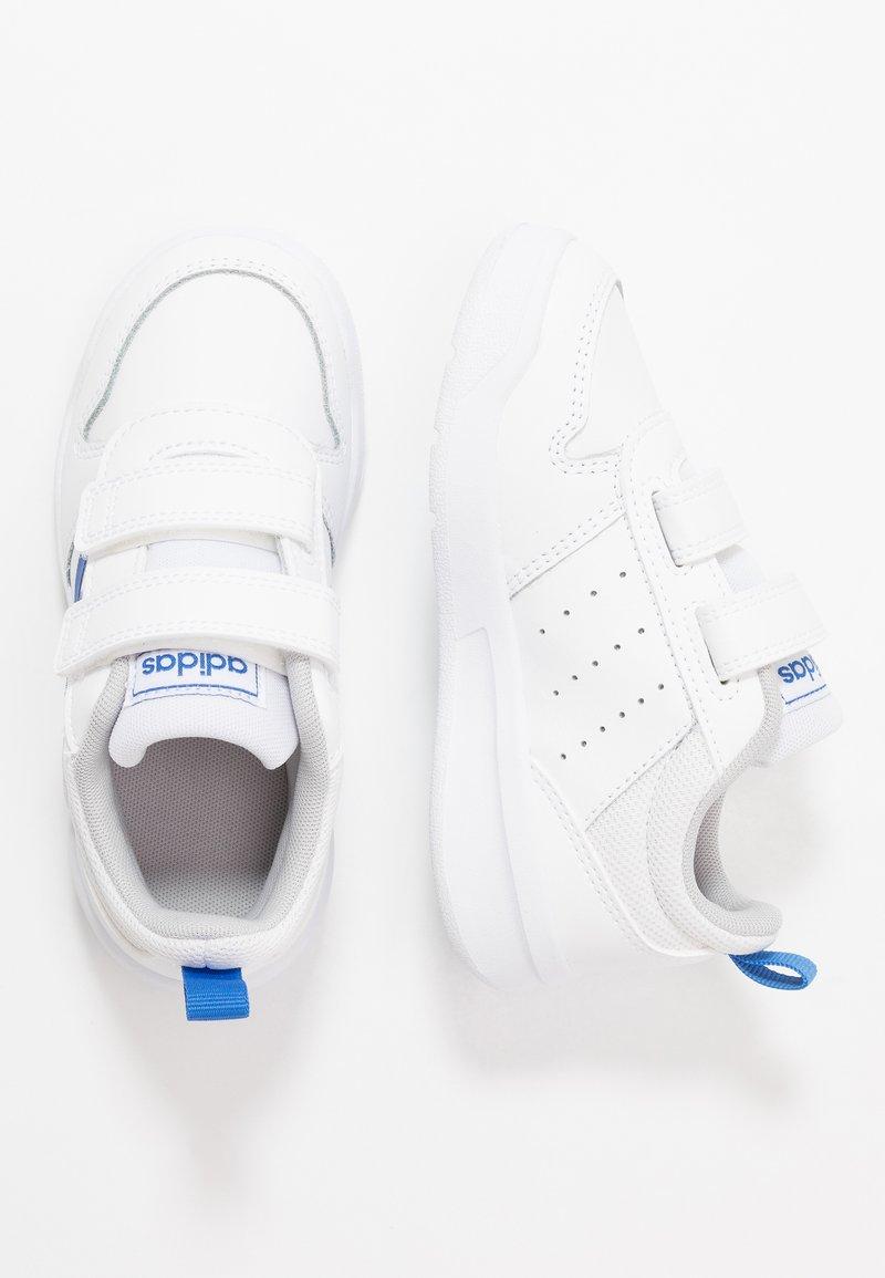 adidas Performance - TENSAUR UNISEX - Chaussures d'entraînement et de fitness - footwear white/blue