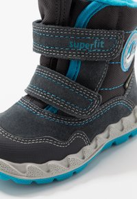 Superfit - ICEBIRD - Winter boots - grau/blau - 5