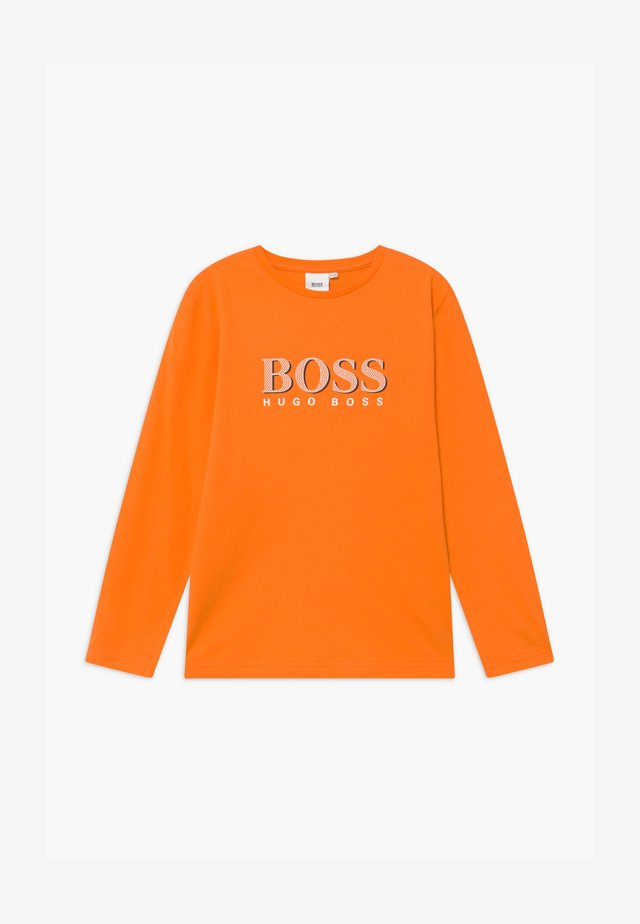 LONG SLEEVE  - Long sleeved top - orange