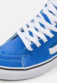 Vans - SK8 - High-top trainers - nebulas blue/true white - 5
