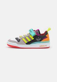 adidas Originals - FORUM - Sneakers - sonic fuchsia/pink tint/acid mint - 1