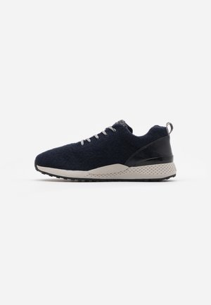 LACE UP - Sneaker low - navy