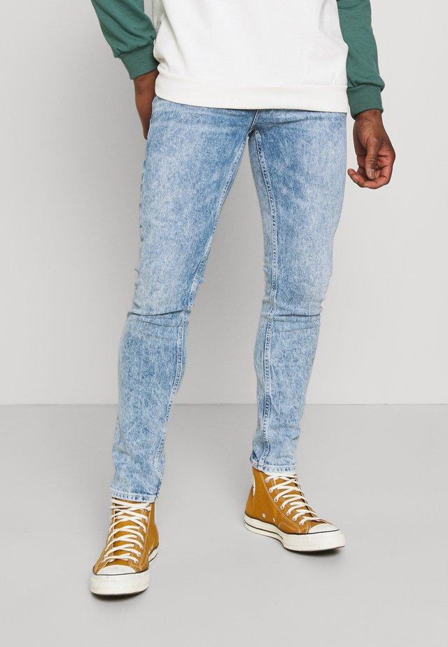 SKIM TIMEWORN - Slim fit jeans - blue denim