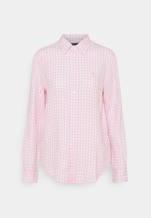 GINGHAM - Košile - garden pink