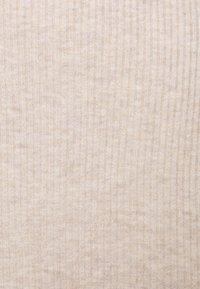 Lindex - LOUNGE FILIPPA - Nightie - beige melange - 2