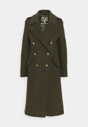 BARBOUR INVERRARAY WOOL - Classic coat - military olive