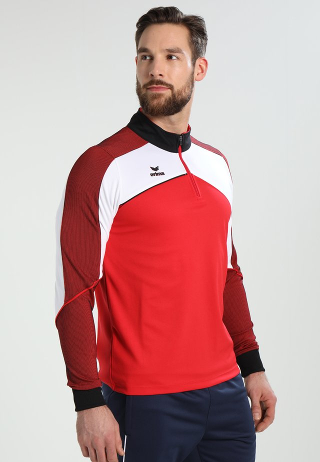 PREMIUM ONE 2.0 TRAINING - Long sleeved top - red/white/black