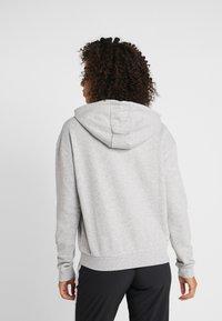 Fila - HOODY - Hoodie - light grey melange - 2