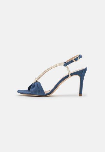 ARLINO - Sandals - marine/or