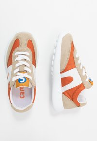 Camper - DRIFTIE - Trainers - beige/orange - 0