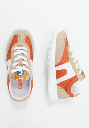 DRIFTIE - Sneakers laag - beige/orange