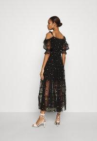 Alice McCall - MOON LOVER DRESS - Koktejlové šaty/ šaty na párty - black - 2