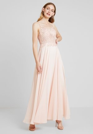 Robe de cocktail - dusty rose