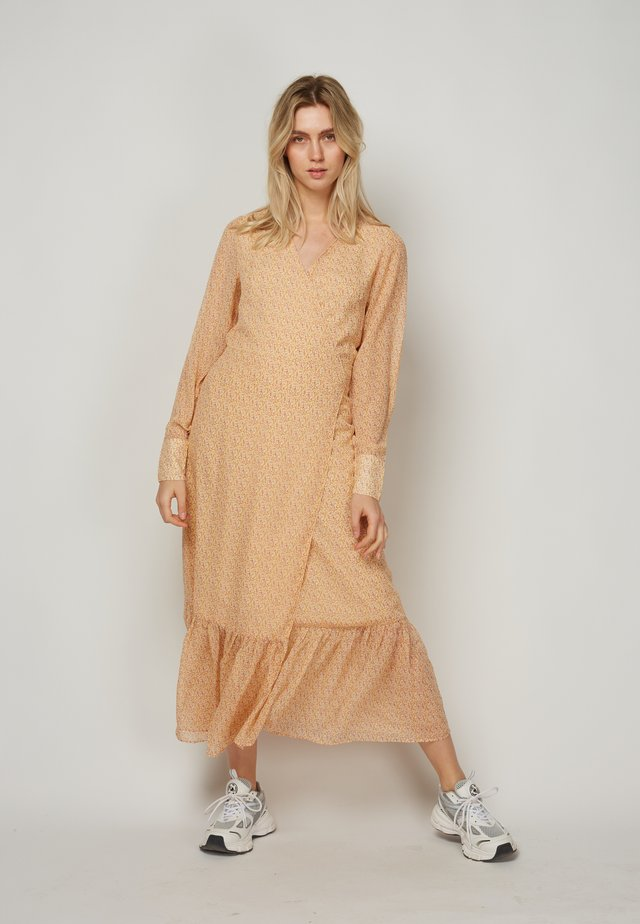 POPPY  - Korte jurk - orange