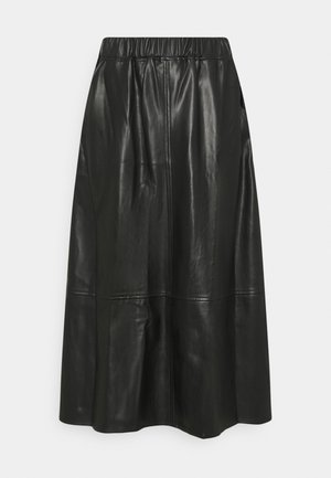 CIRCLE SKIRT - A-line skirt - black