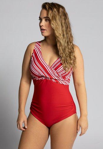 Swimsuit - salsa