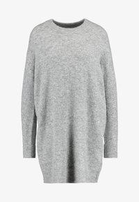Samsøe Samsøe - DRESS - Jumper dress - grey - 5