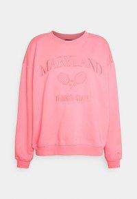 Monki - Collegepaita - pink - 3
