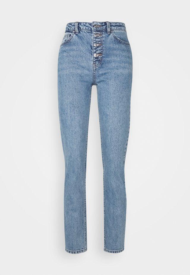 ONLEMILY LIFE - Jeansy Straight Leg - light blue denim
