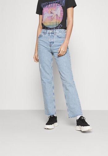 VINTAGE PAX - Jeans straight leg - summer blue
