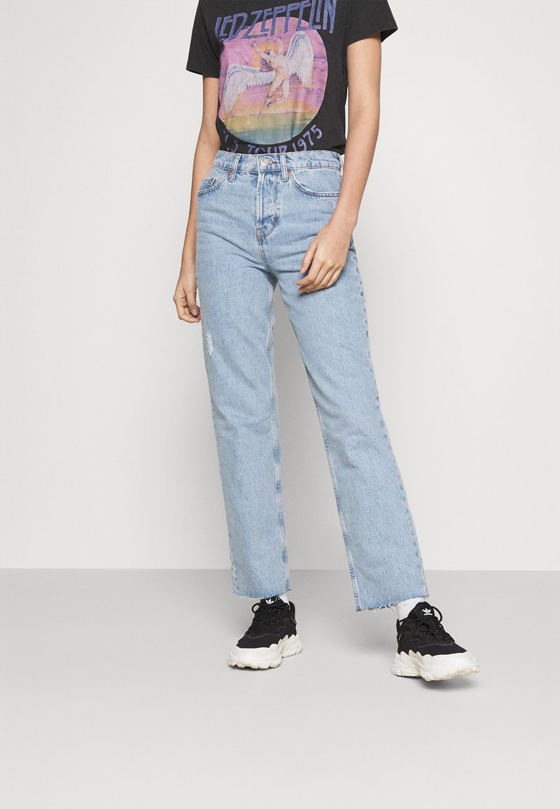 BDG Urban Outfitters - VINTAGE PAX - Straight leg jeans - summer blue