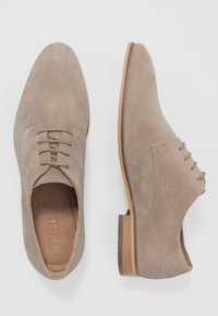 Zign - LEATHER  - Smart lace-ups - taupe - 1