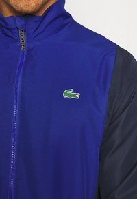 Lacoste Sport - TRACKSUIT - Tracksuit - cosmic/navy blue/white - 6