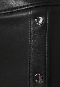 HUGO - RULENA - Pouzdrová sukně - black - 5