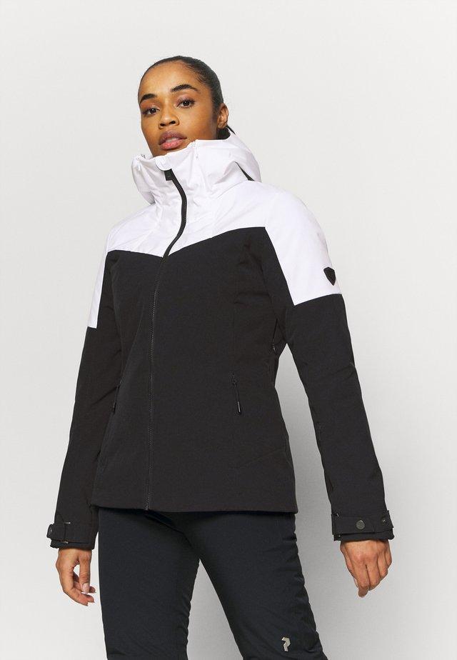 TINKA LADY - Lyžařská bunda - black