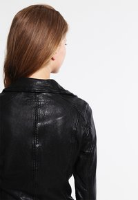 Oakwood - VIDEO - Leather jacket - noir - 4