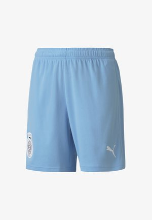 GIRONA  - Sports shorts - team light blue-white